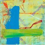 Gerhard Richter(Dresden 1932 geb.)Abstraktes Bild (432/8)Öl auf Holz50 x 50 cm1978rückseitig