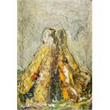 Franz Grabmayr * (Pfaffenberg bei Obervellach 1927 - 2015 Wien)  Kornmandl Öl auf Leinwand 146,5 x