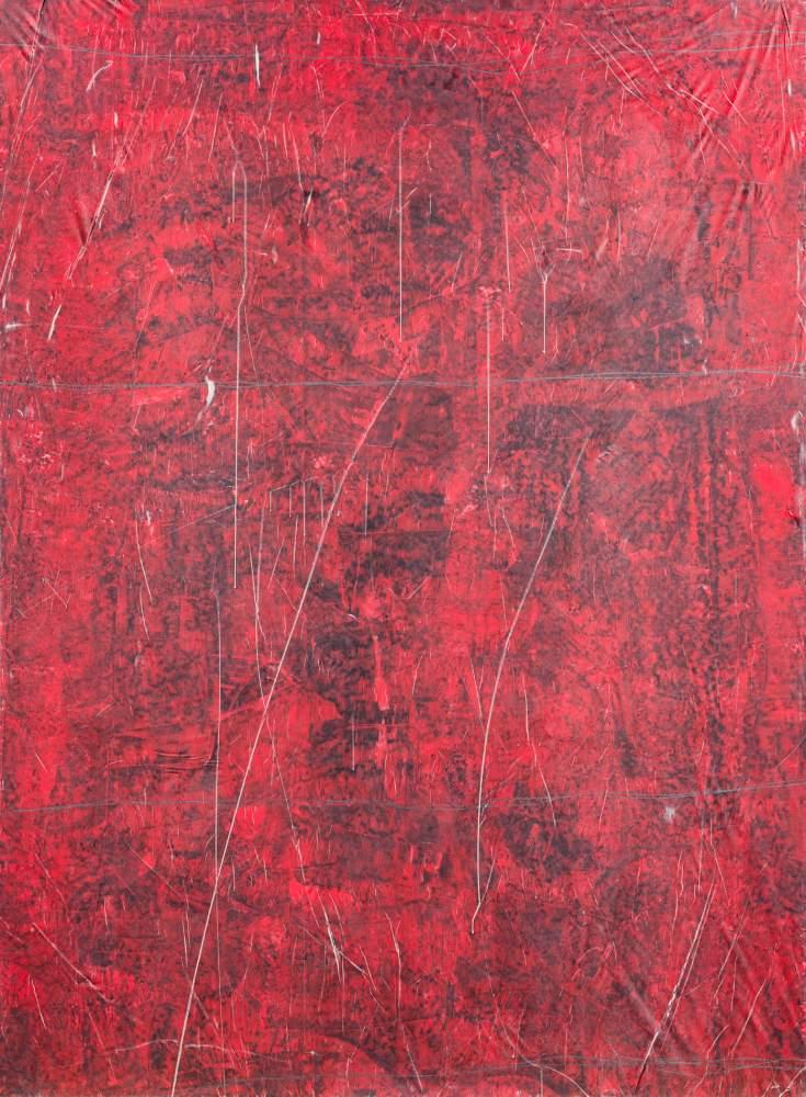 Rudi Stanzel * (Linz 1958 geb.)  (ohne Titel)  Acryl und Graphit auf Transparentpapier auf Folie 190