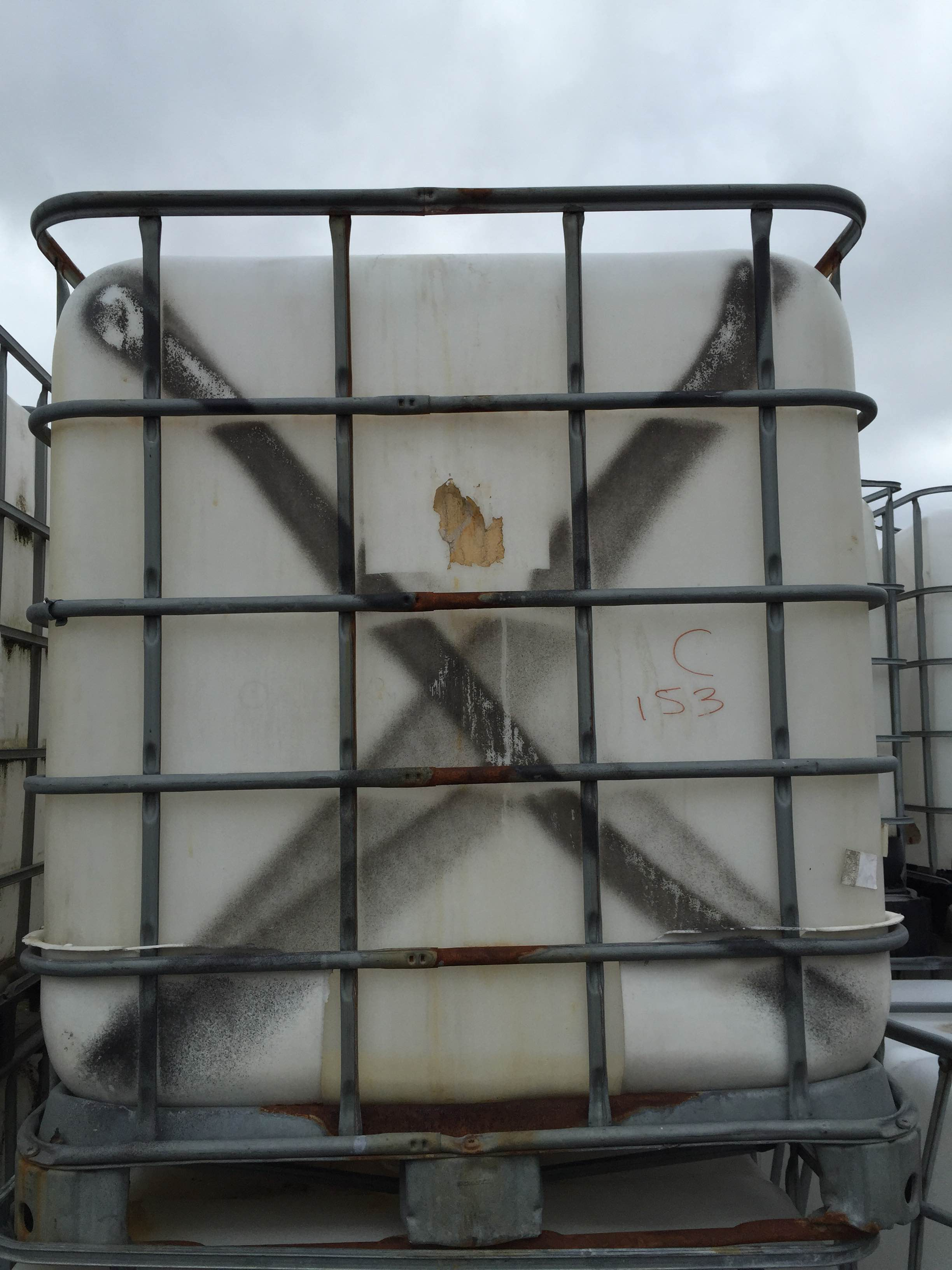 Lot 89 - SCHUTZ 1000 LITRE IBC *PLUS VAT*