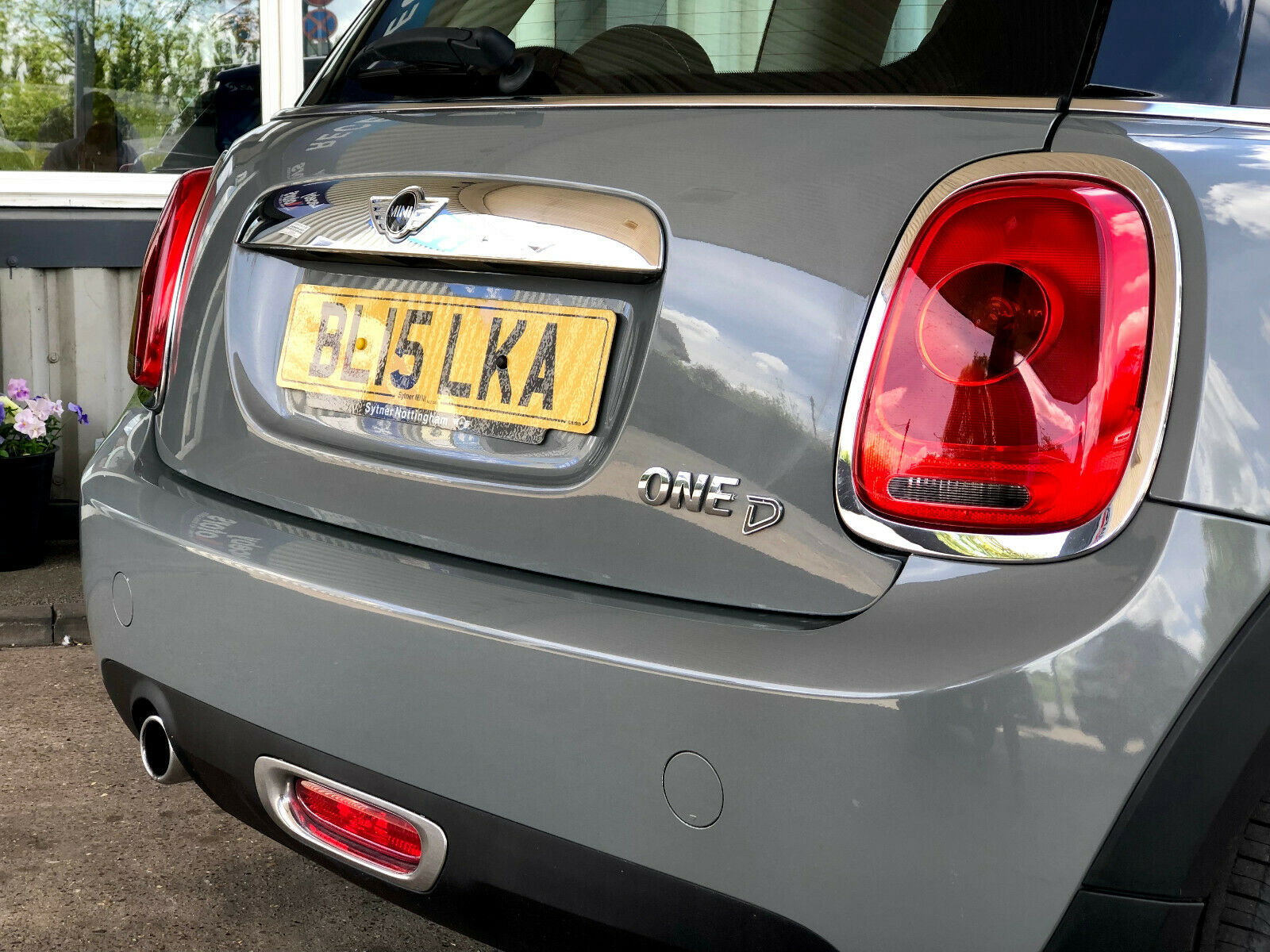 Lot 31 - 2015/15 REG MINI ONE D 1.5 DIESEL GREY 3 DOOR HATCHBACK, SHOWING 3 FORMER KEEPERS *NO VAT*