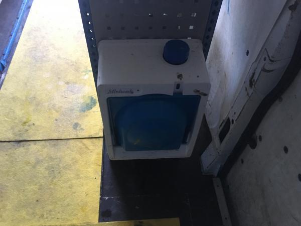 Lot 53 - 2009/09 REG FORD TRANSIT 115 T460 RWD JUMBO VAN WITH COMPRESSOR & GENERATOR, AIR CON *PLUS VAT*