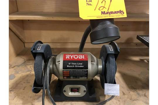 Swell Ryobi Bgh615 Grinder 1 Ryobi 6 120V 60Hz 2 1A 3600Rpm Gmtry Best Dining Table And Chair Ideas Images Gmtryco