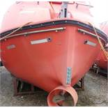 LIFEBOAT, MFR: Alexander Ryan, Model: BH8 - MFD: 2009 - Condition: Unused -