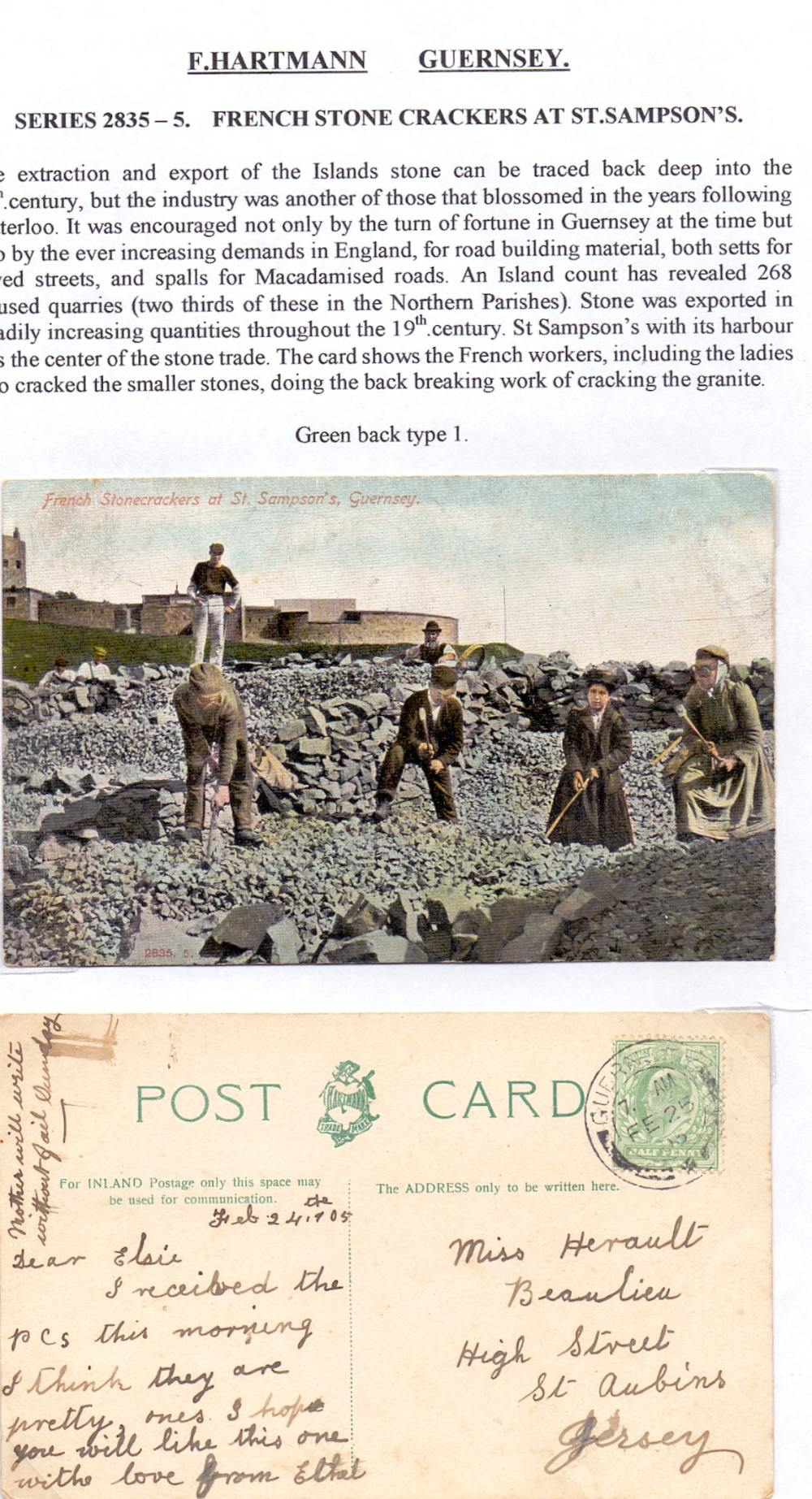 Lot 147 - POST CARDS : Edwardian actors and actres