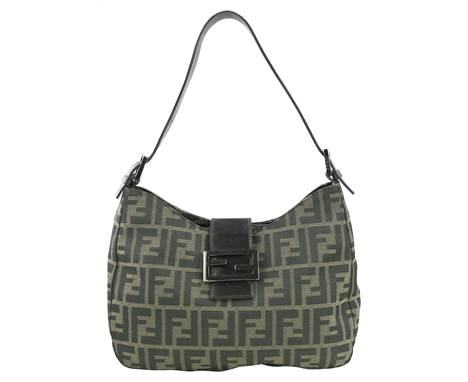 Fendi Pre Owned Zucca Pattern Cosmetic Bag Farfetch 14