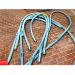 Various Length Flex Hoses - Rigging Fee: $ 75