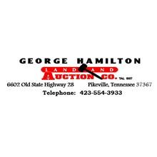 Hamilton Land & Auction Co. logo