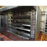 Tagliavini Tronik. Electric Deck Oven