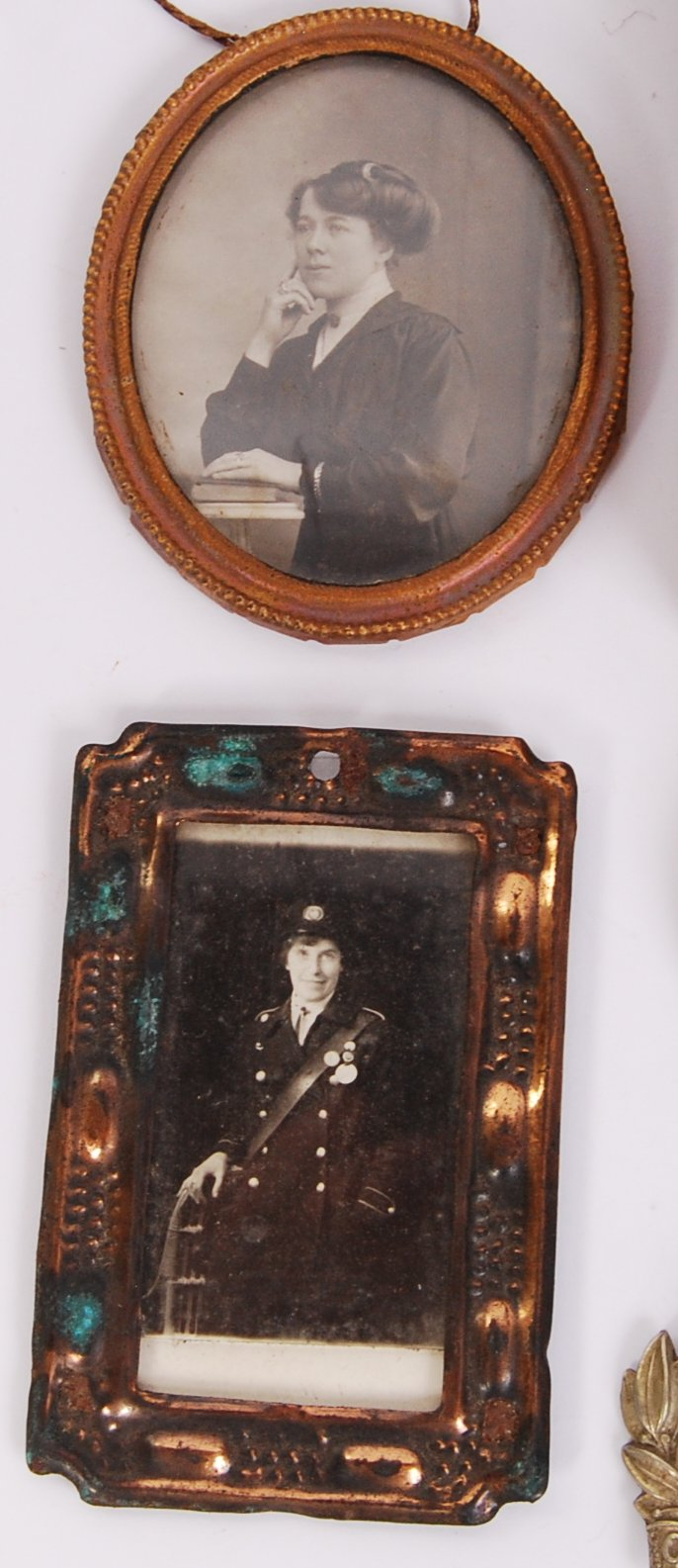Lot 17 - WARTIME PERSONAL AFFECTS