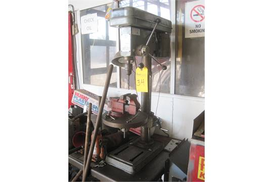 orbit machine tools drill press