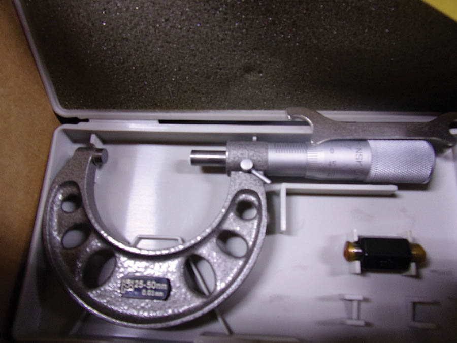 (3) BOXES OF ASSORTED MICROMETERS - Image 3 of 3