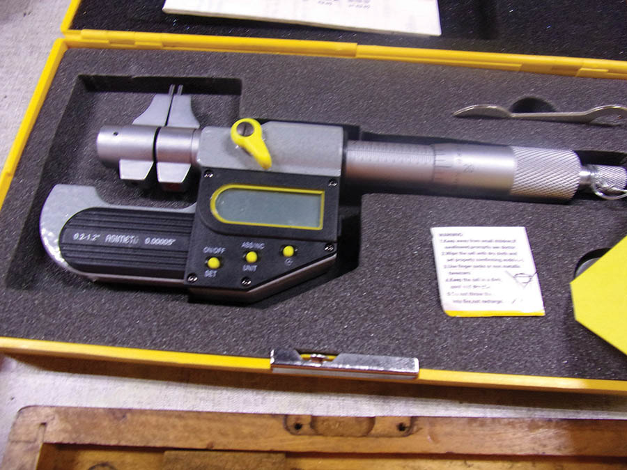 (4) ASSORTED MICROMETERS TO 2'' - Image 2 of 4