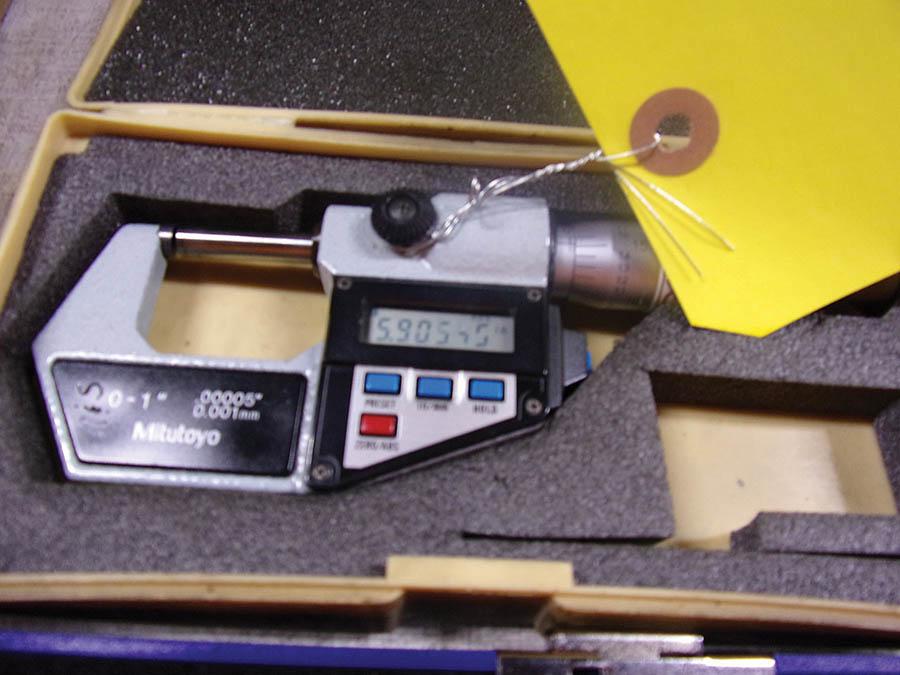 (3) 0-1'' MICROMETERS - Image 2 of 3