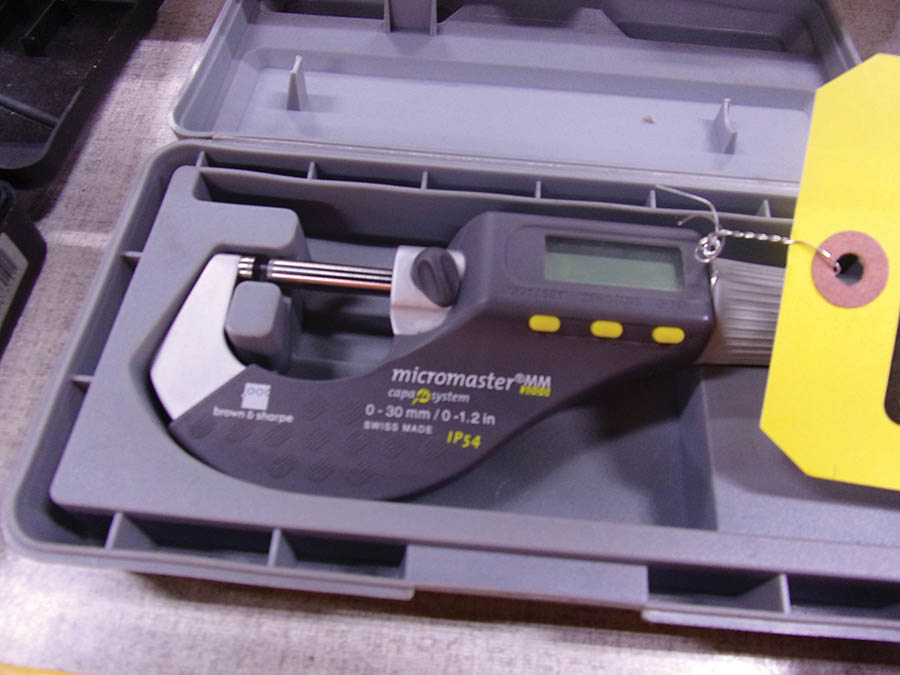 (4) ASSORTED MICROMETERS TO 2'' - Image 3 of 4