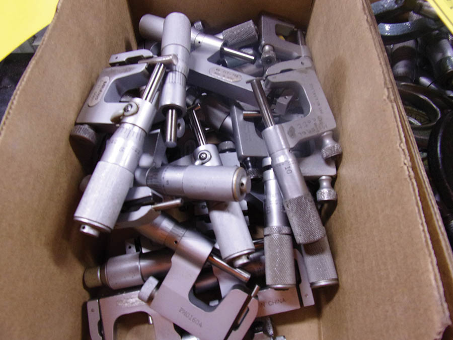 (3) BOXES OF ASSORTED MICROMETERS - Image 2 of 3