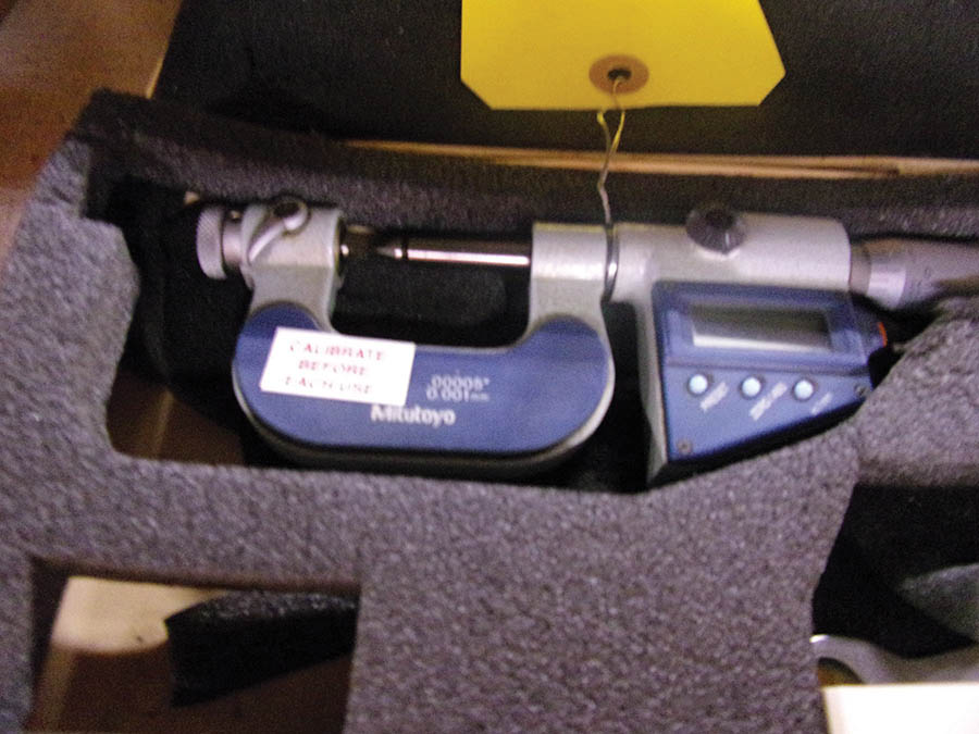 (4) ASSORTED MICROMETERS TO 2'' - Image 4 of 4
