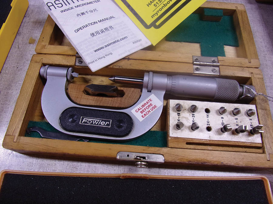 (4) ASSORTED MICROMETERS 0-1'' AND 1-2'' - Image 2 of 4