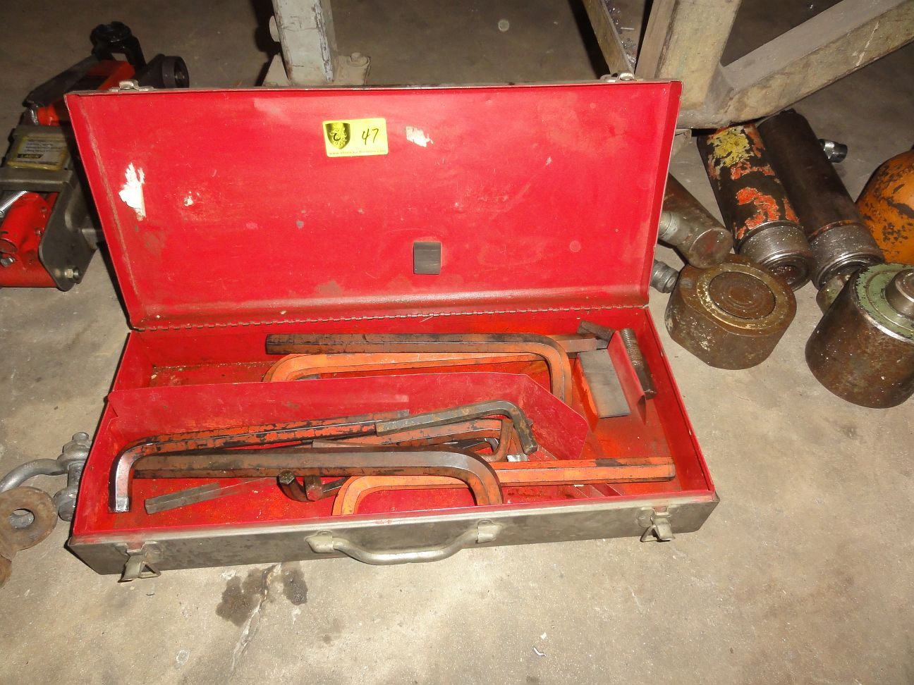 Lot 47 - Lot of Allen Wrenches