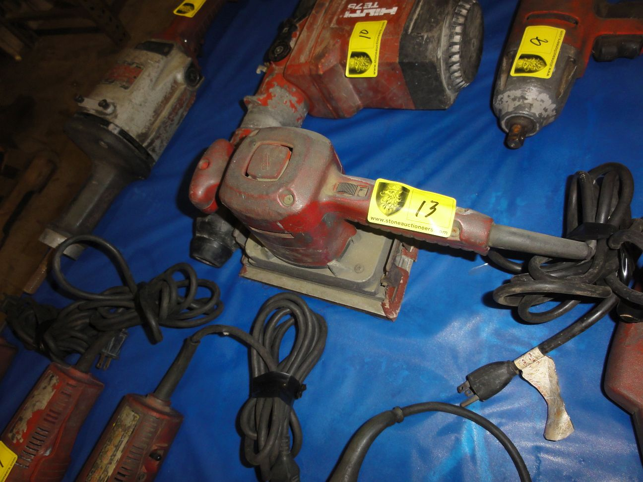 Lot 13 - Milwaukee Sander