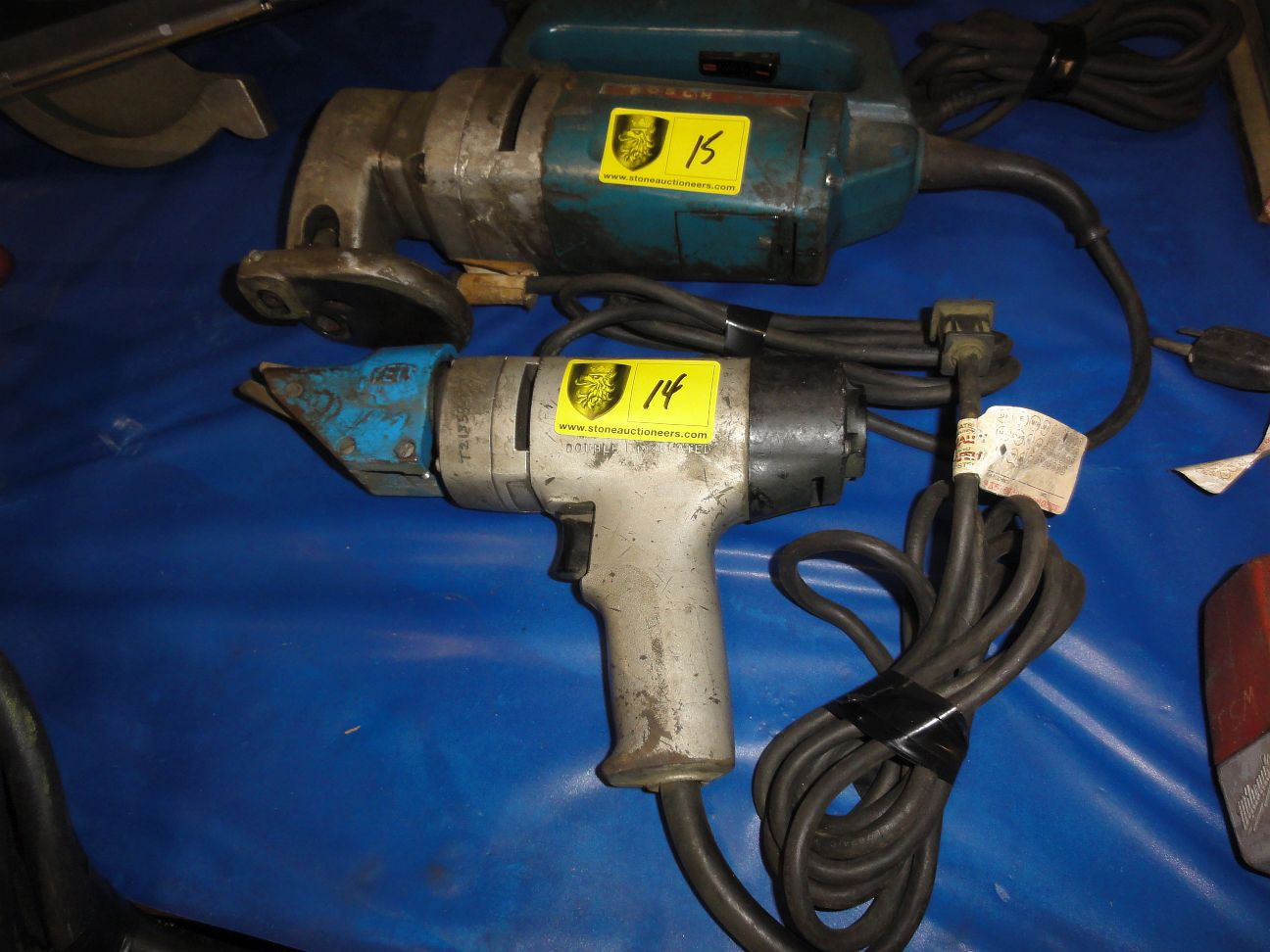 Lot 14 - Metal Shear