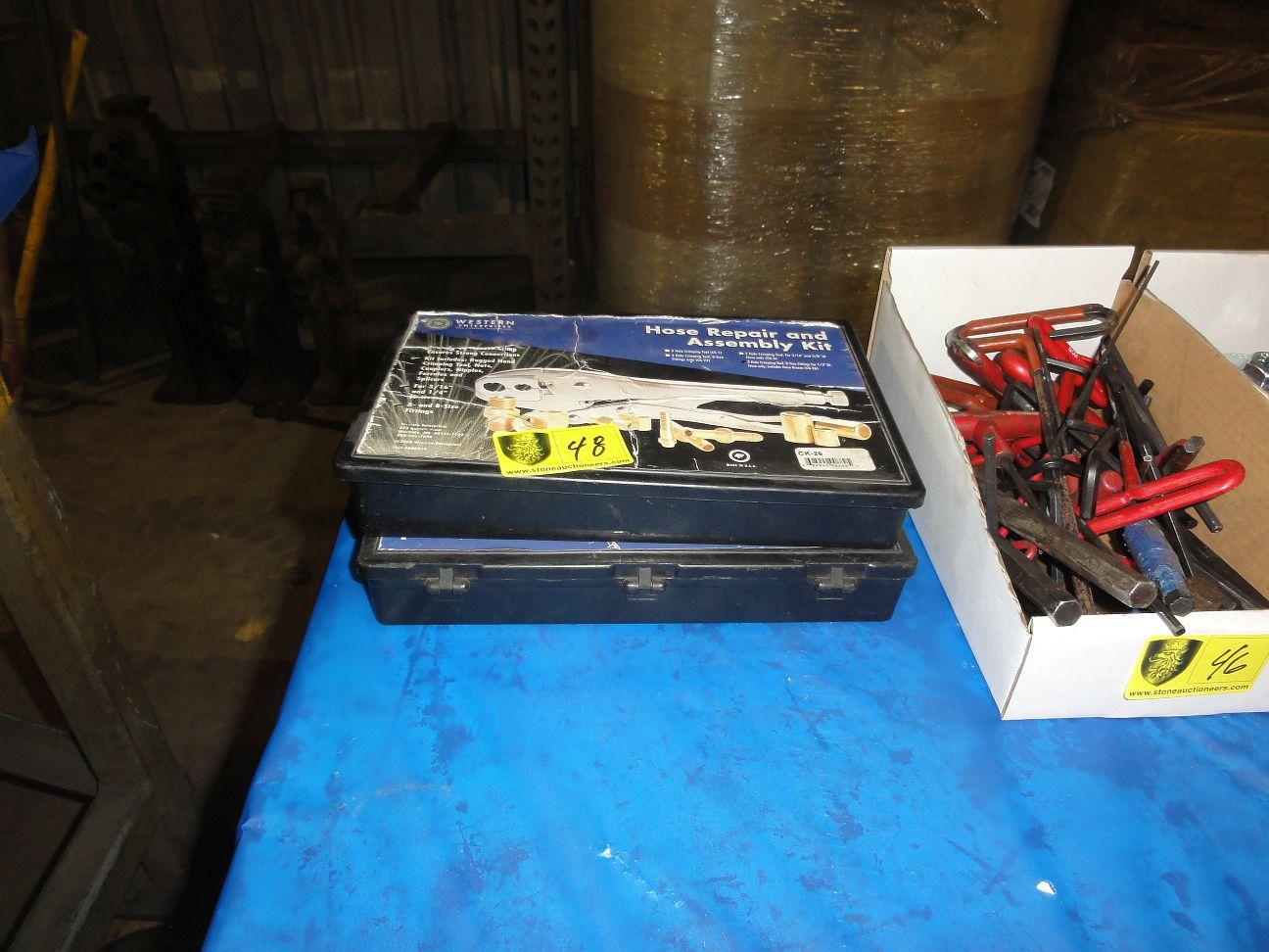Lot 48 - Hose Repair Kits