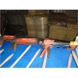 Lot 34 - Hilti Application Gun