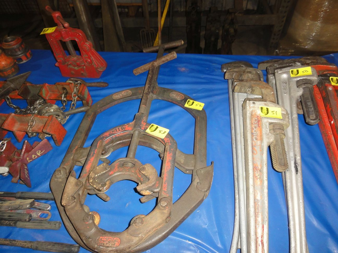 Lot 53 - Pipe Cutter, 6""