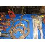 Lot 52 - Pipe Cutter, 9-12""
