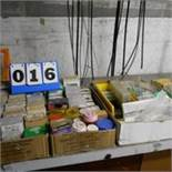 Lot: Misc. Fasteners