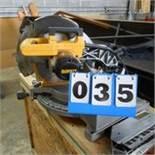 """Dewald DW705, 12"""" Compound Miter Saw"""