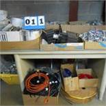 Lot: Lights, Electrical, Wire