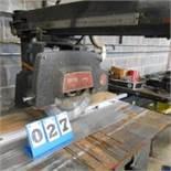 """Dewalt Industrial Radial Arm Saw, 16"""""""