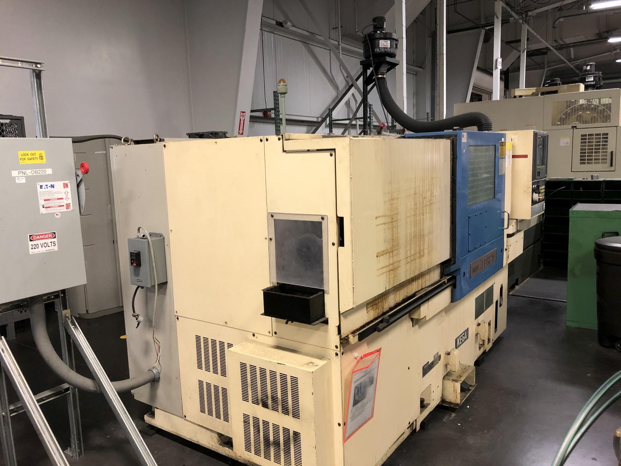 Ikegai TCR25 CNC Lathe - Image 10 of 15
