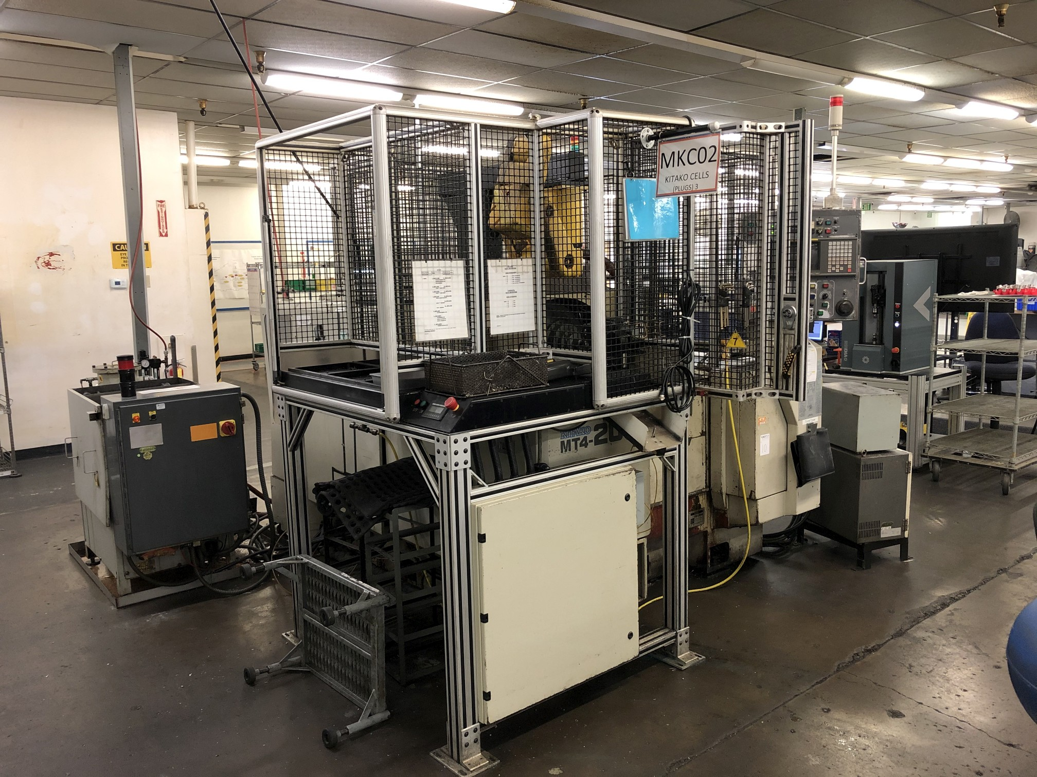 1999 Kitako MT4-200 Multi-Spindle CNC Turning Mill - Image 15 of 16