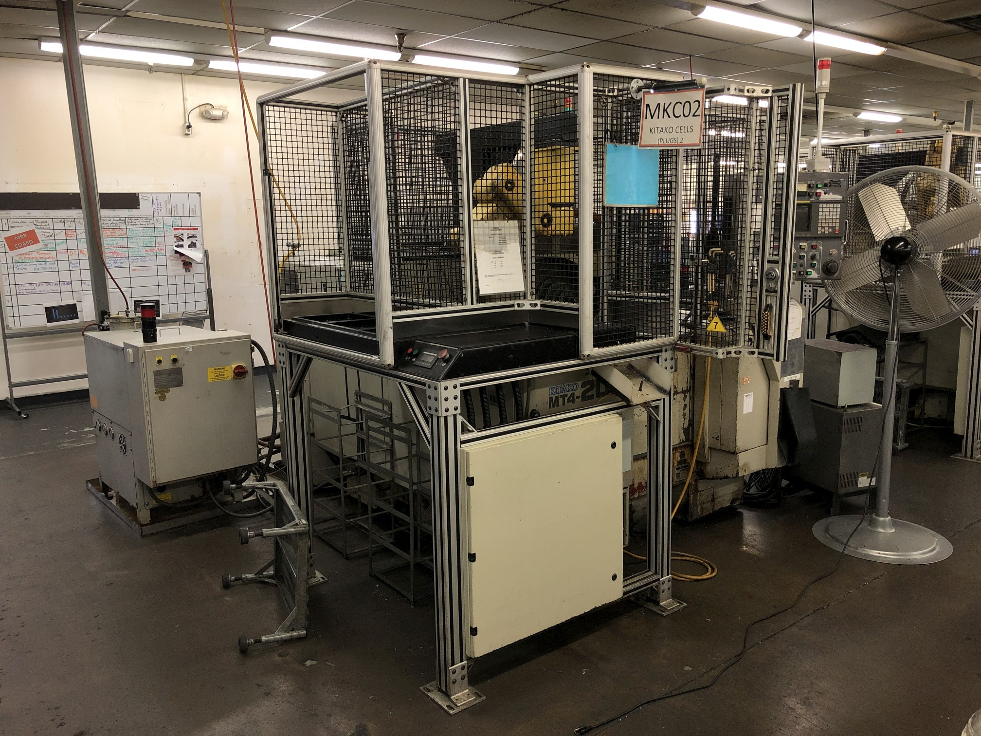 1999 Kitako MT4-200 Multi-Spindle CNC Turning Mill - Image 16 of 17