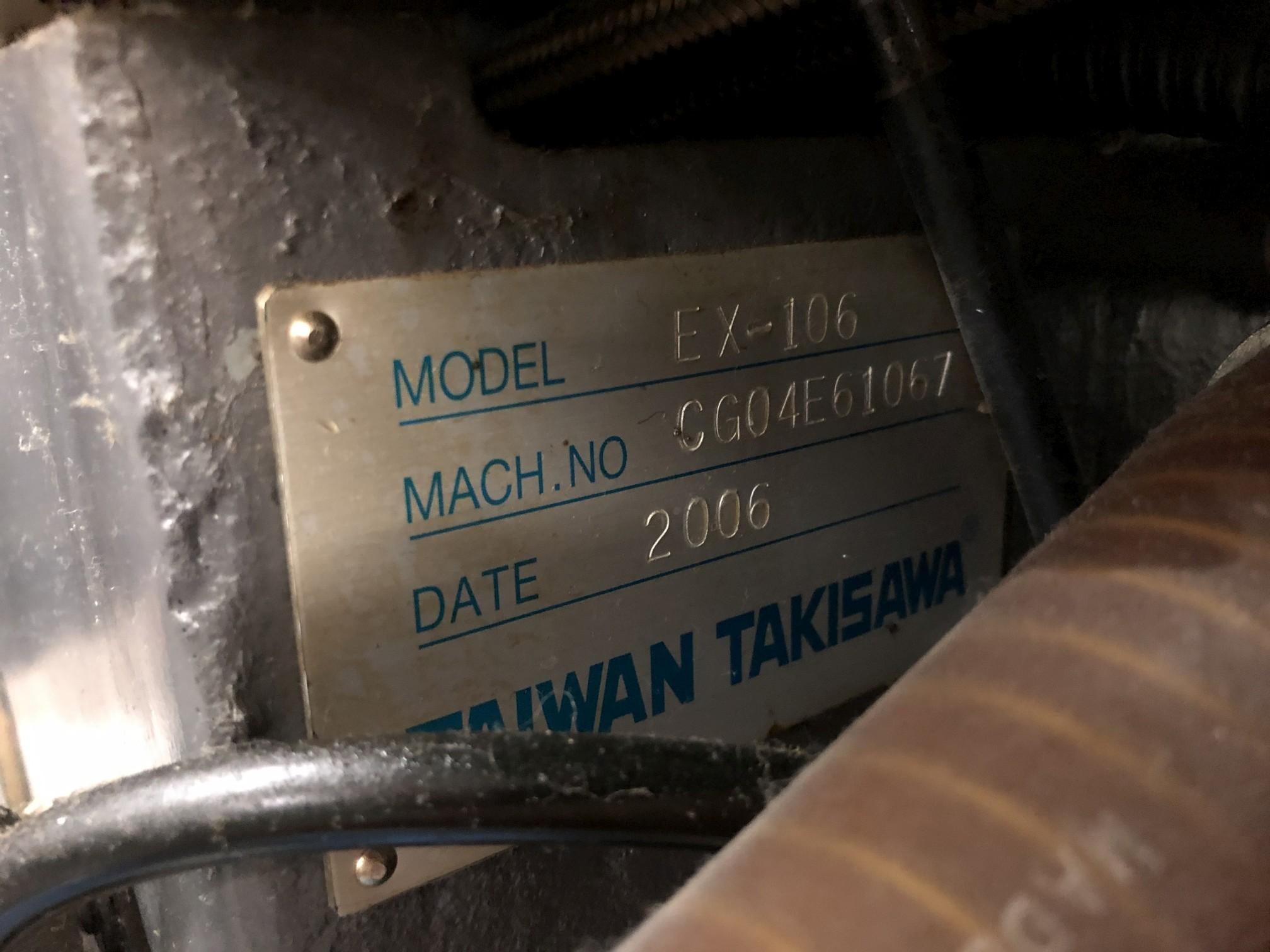 2006 Takisawa EX-106 CNC Lathe - Image 9 of 10