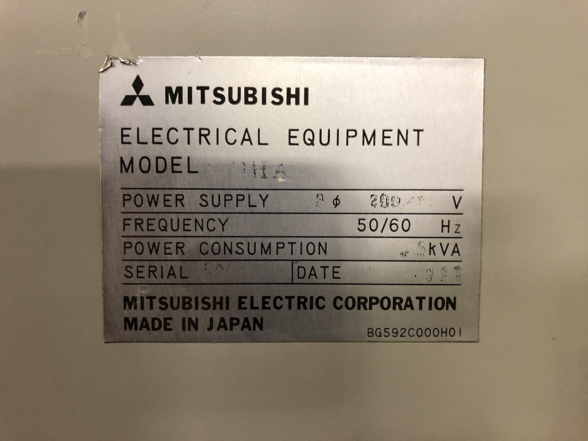 1993 Mitsubishi DWC90HA CNC Wire EDM - Image 12 of 16