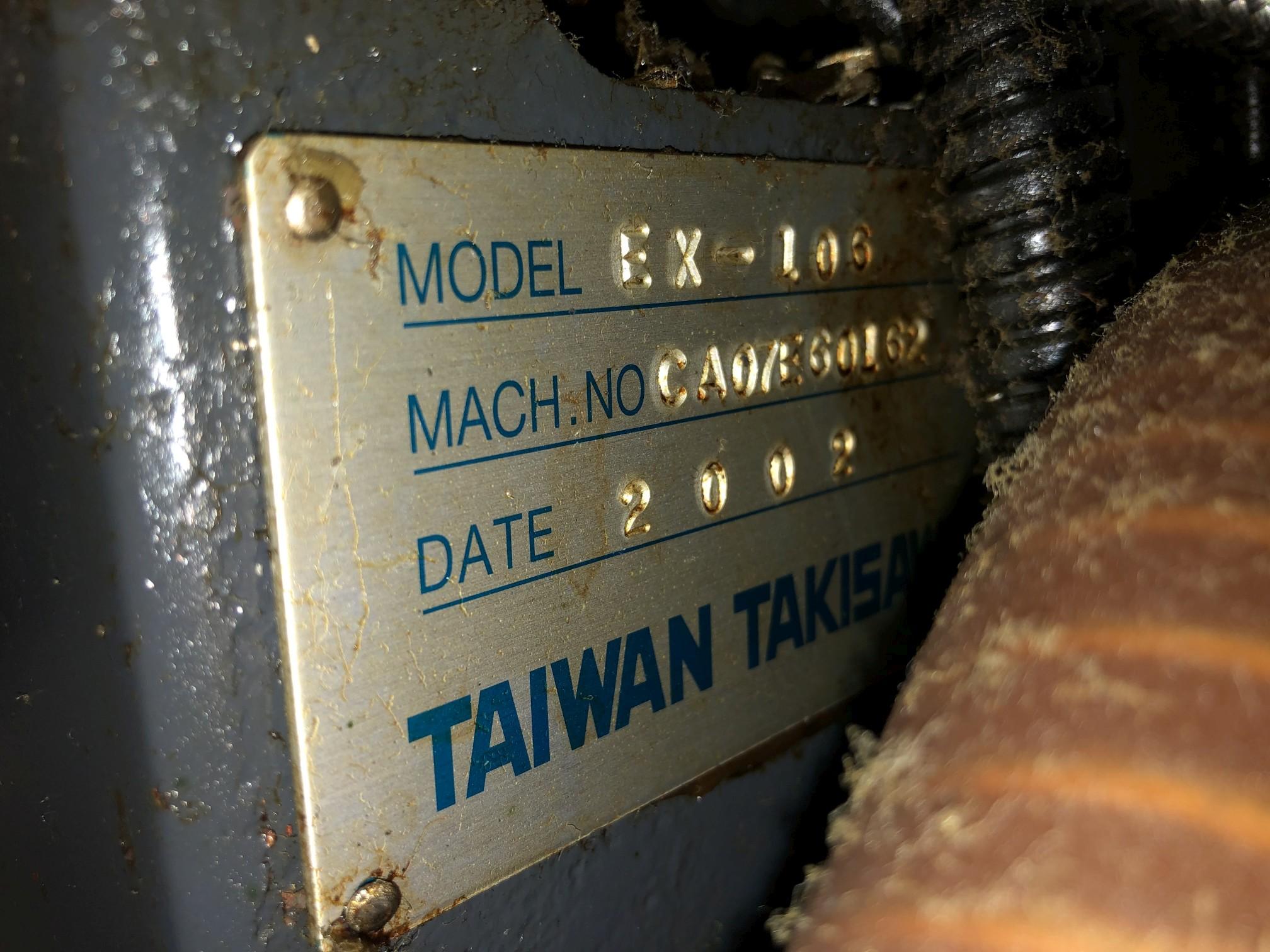 2002 Takisawa EX-106 CNC Lathe - Image 18 of 20