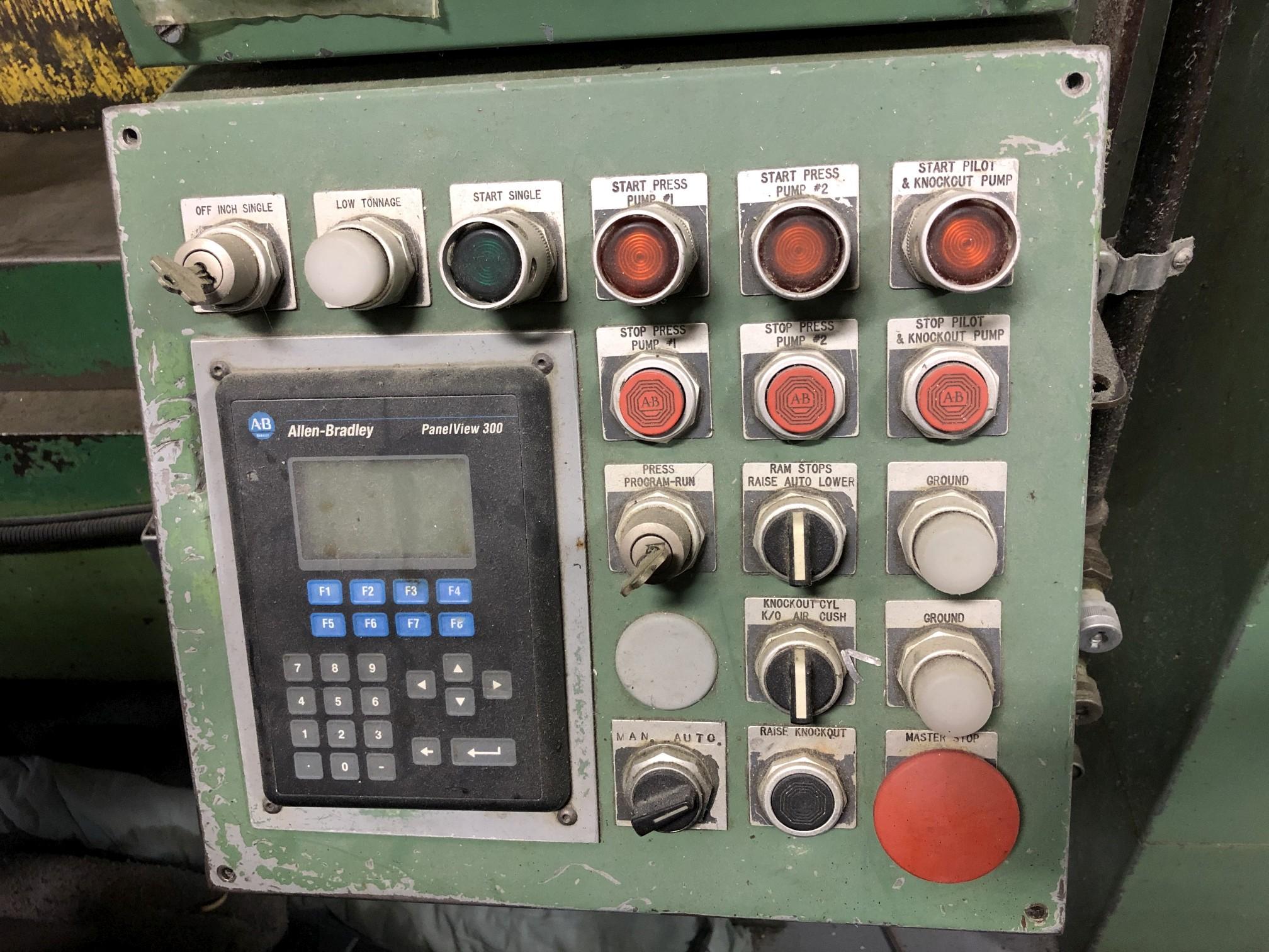 570 Ton Advanced Machine Design Straight Side Press - Image 7 of 15