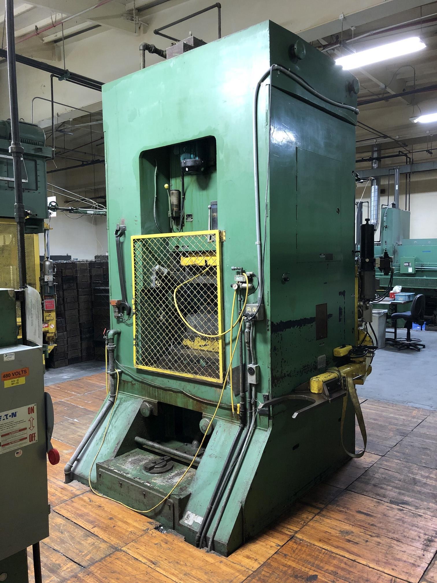 800 Ton Komatsu Maypress Knuckle Joint Press - Image 9 of 18
