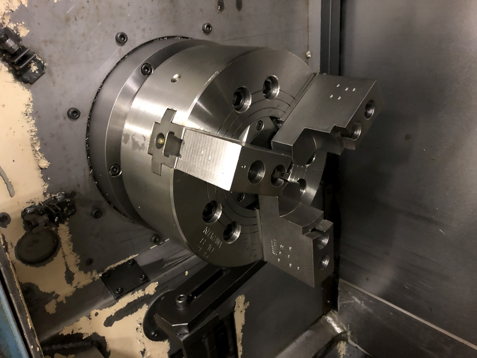 Ikegai TCR25 CNC Lathe - Image 4 of 15