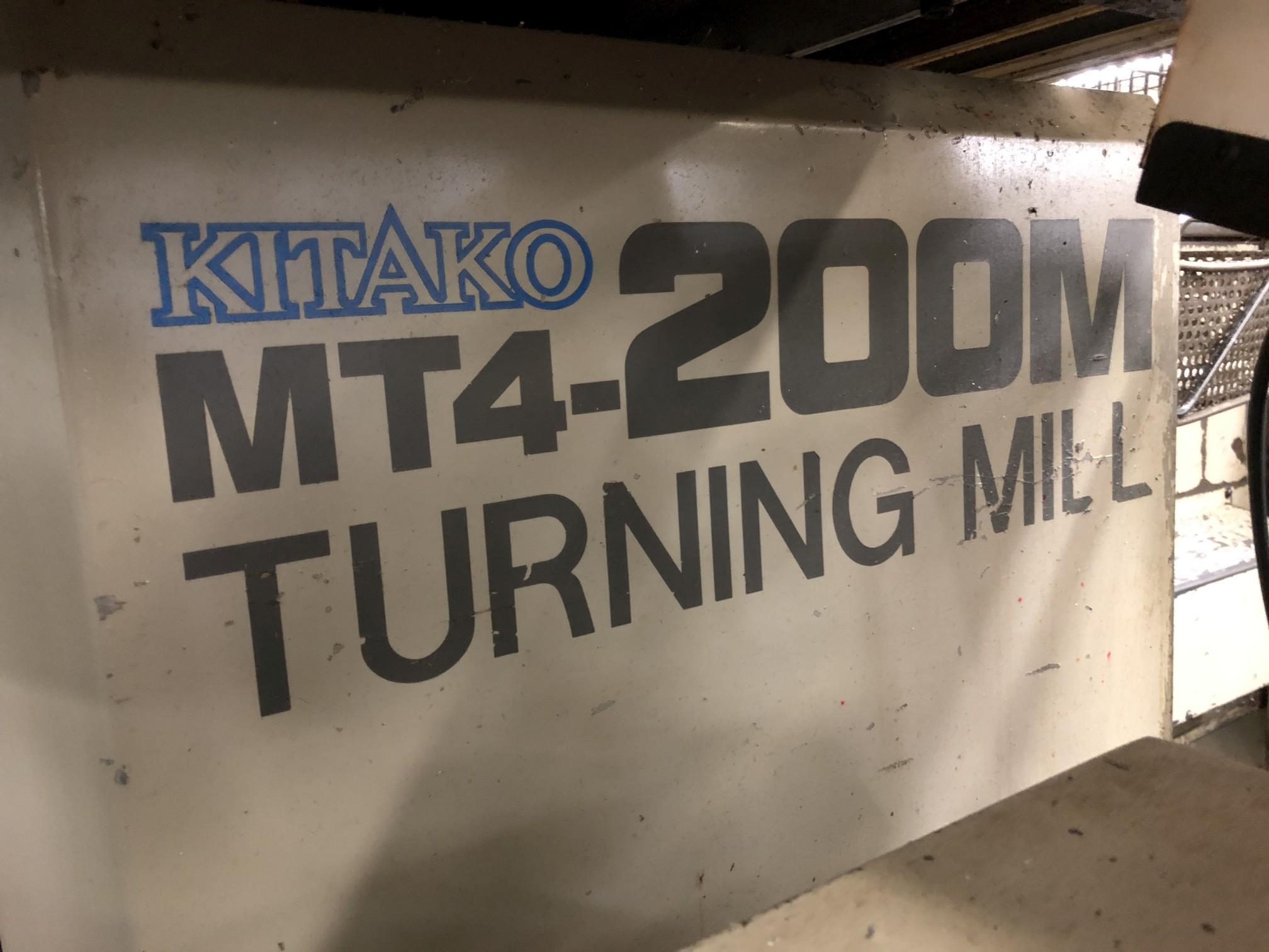 1999 Kitako MT4-200M Multi-Spindle CNC Turning Mill - Image 14 of 15