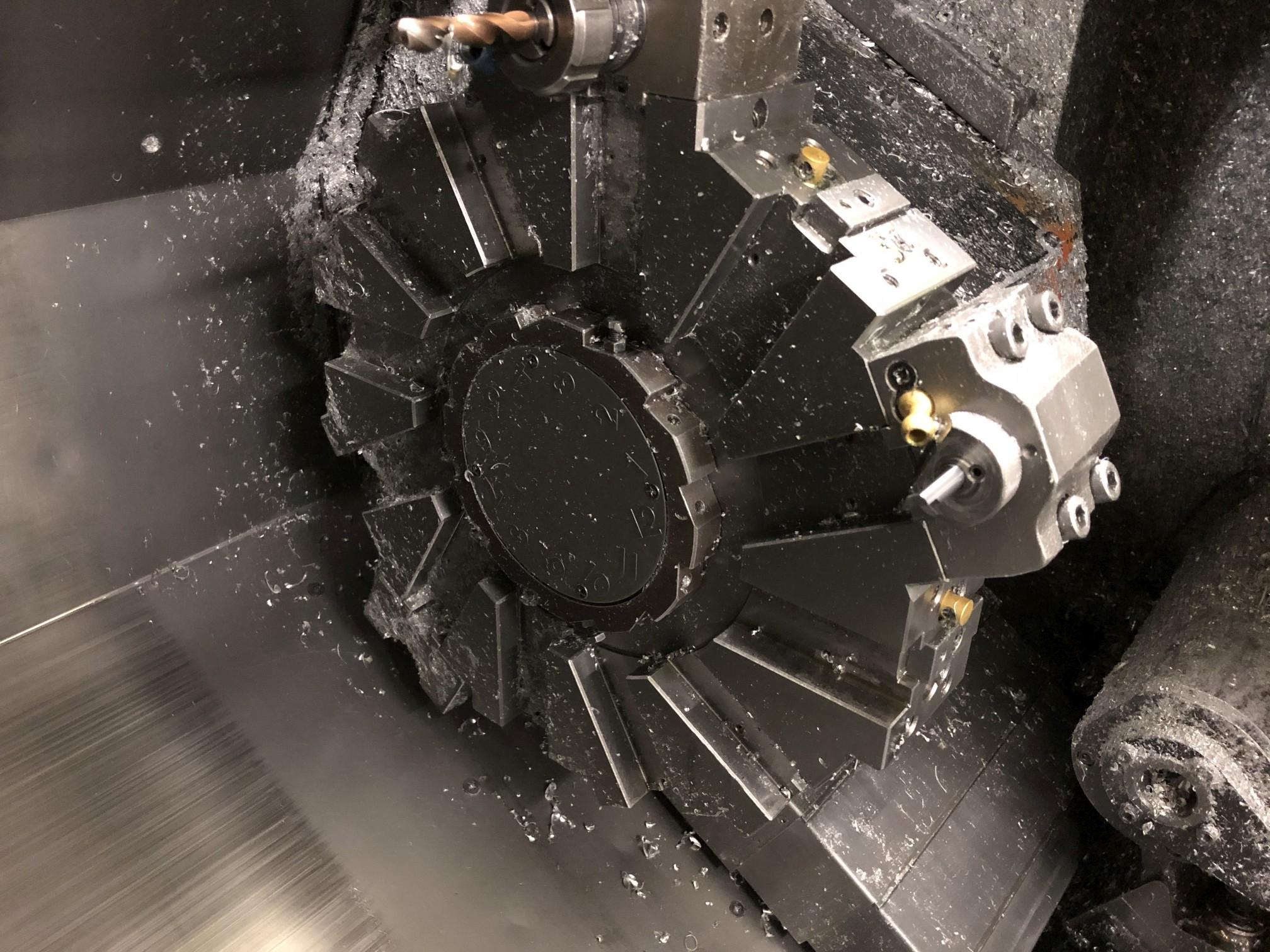 2002 Takisawa EX-106 CNC Lathe - Image 4 of 20