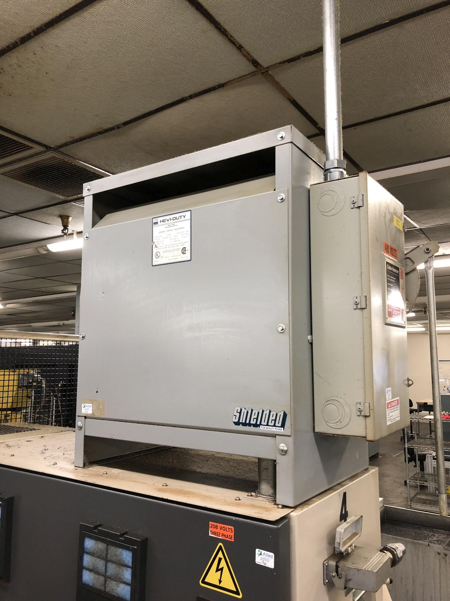1999 Kitako MT4-200M Multi-Spindle CNC Turning Mill - Image 17 of 19