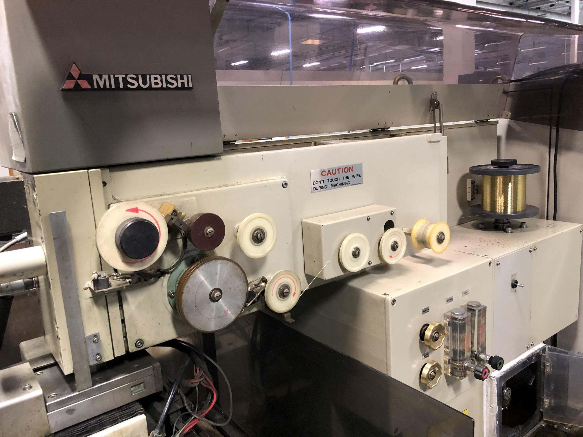 1988 Mitsubishi DWC90H CNC Wire EDM - Image 4 of 13