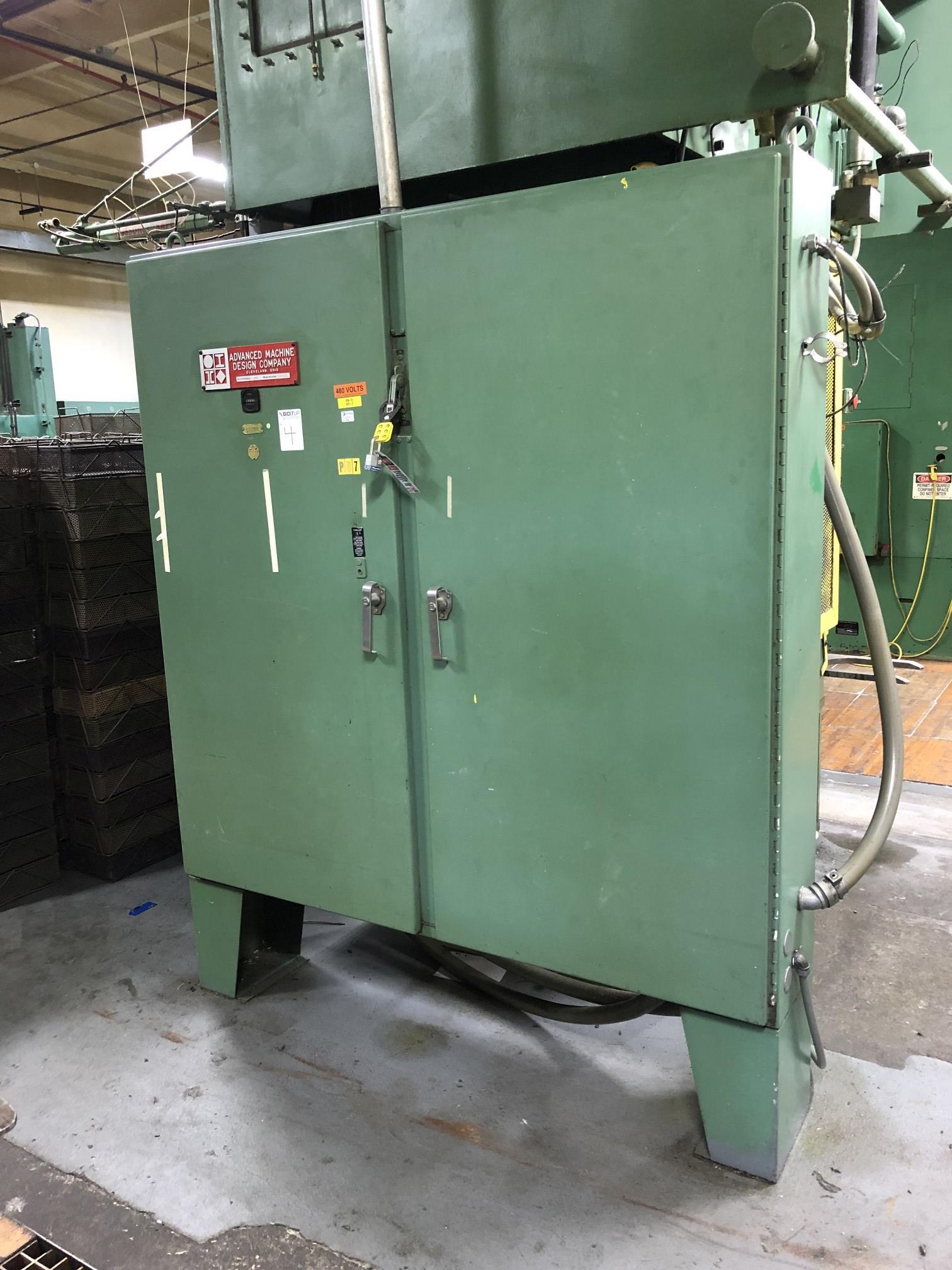 570 Ton Advanced Machine Design Straight Side Press - Image 13 of 15