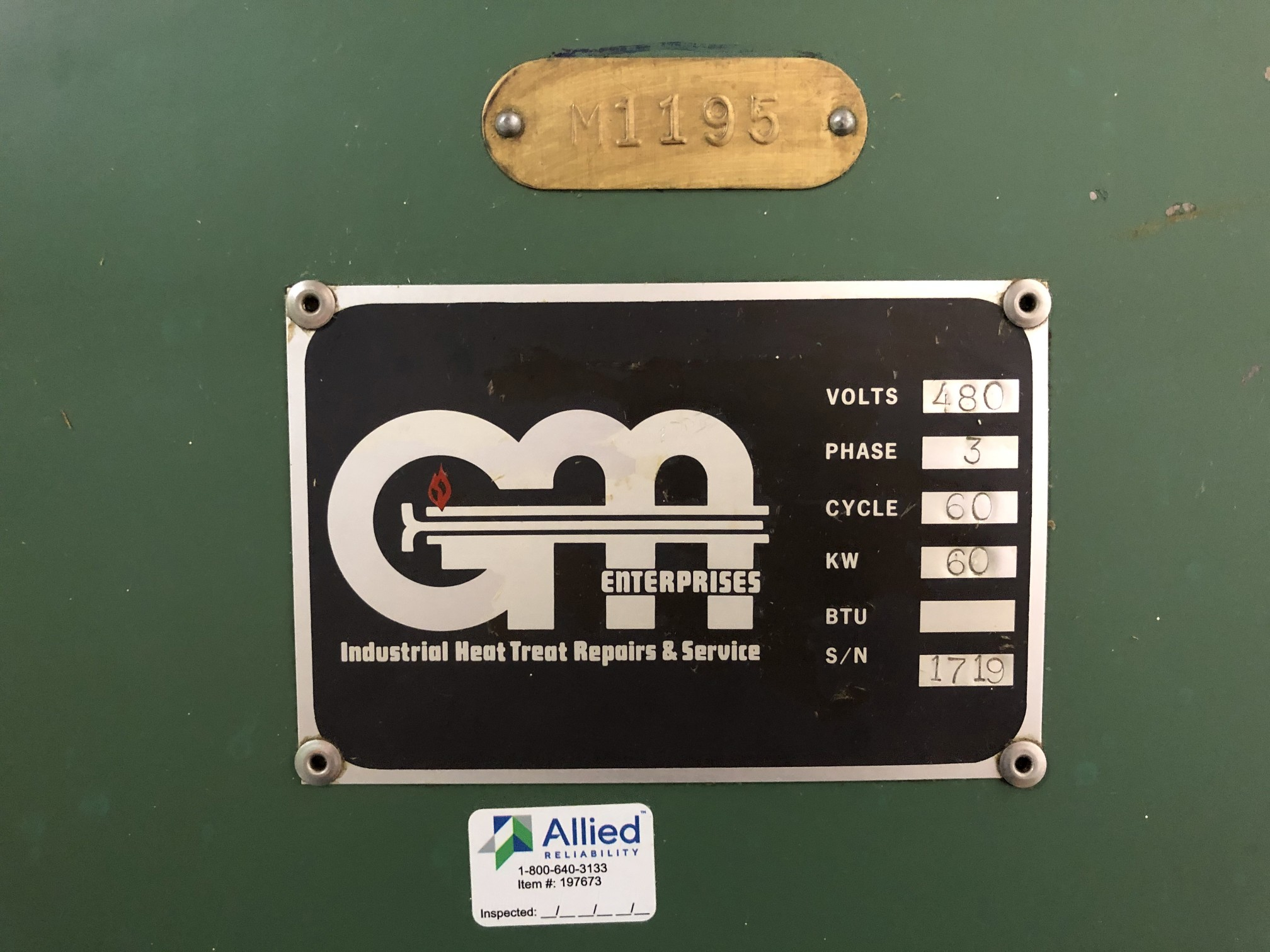 GM Enterprises Quench Oven - Image 12 of 12