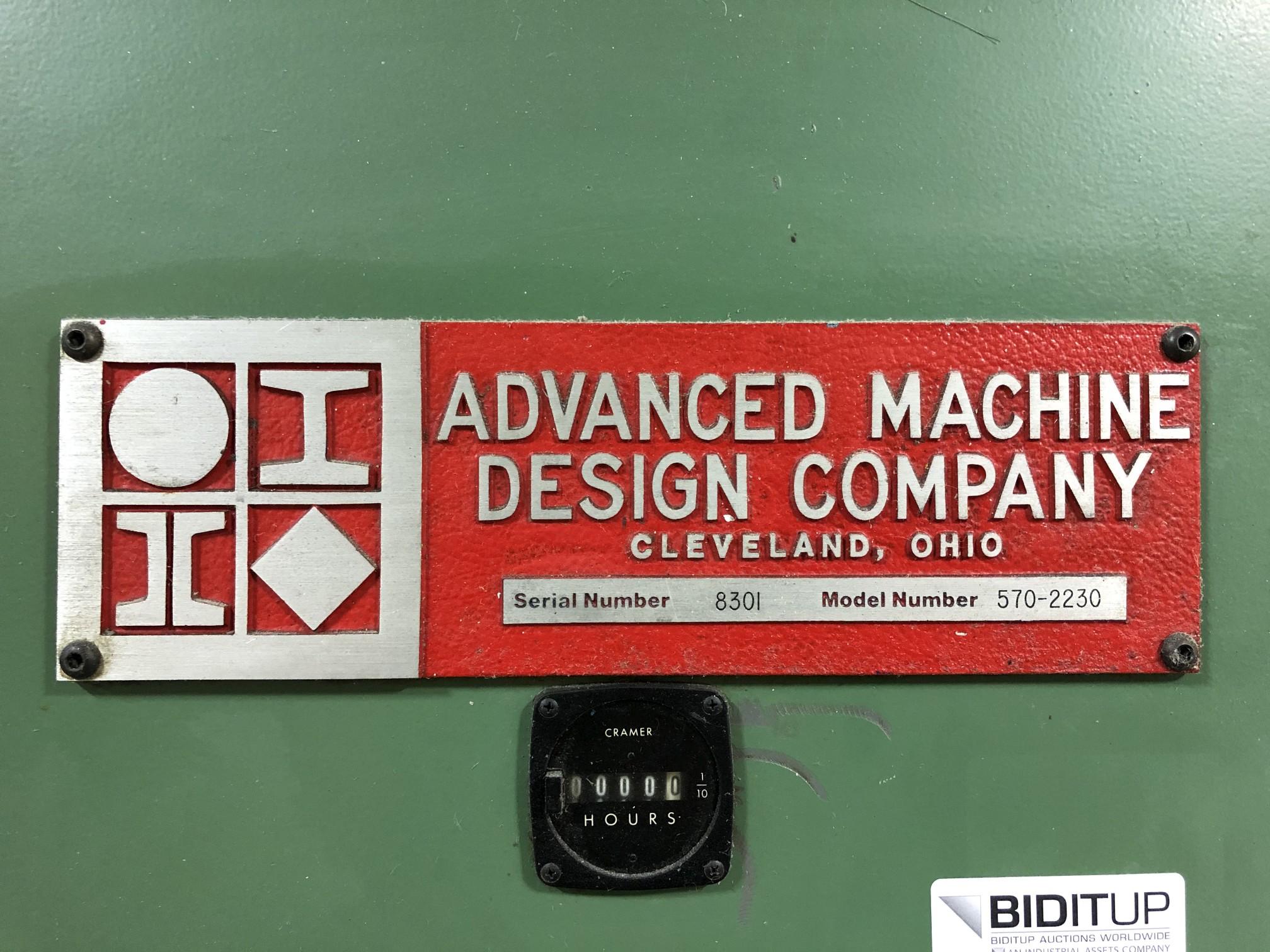 570 Ton Advanced Machine Design Straight Side Press - Image 14 of 15