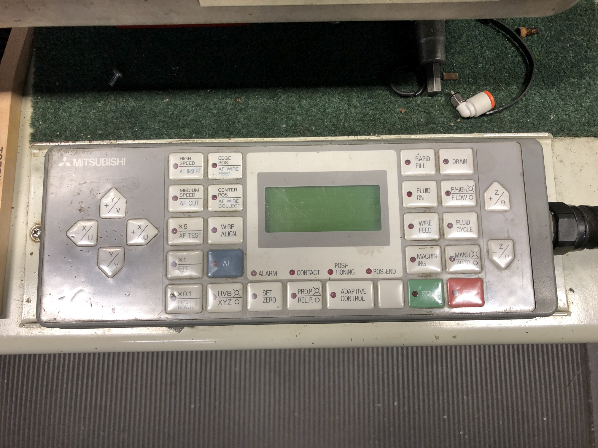 1993 Mitsubishi DWC90HA CNC Wire EDM - Image 14 of 16